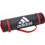 Купить Тренировочный коврик Adidas (мат) для фитнеса ADMT-12235технические характеристики фото габариты размеры