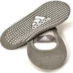 Купить Носки противоскользящие Adidas для Йоги Yoga Socks (ADYG-30101GR) S/M отзывы покупателей специалистов владельцев
