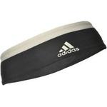 Купить Повязка Adidas на голову 2 стороны (ADYG-30221BKWH) купить недорого низкая цена