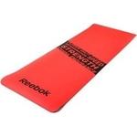 Купить Тренировочный коврик Reebok RAMT-11024RDS (мат) для фитнеса нескользящий (красный)