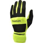 Купить Перчатки для бега Reebok всепогодные RRGL-10133YL р. M купить недорого низкая цена