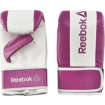 Купить Перчатки боксерские Reebok RSCB-11130PL Retail Boxing Mitts - Purple