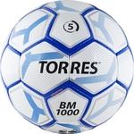 Купить Мяч футбольный Torres BM 1000 (F30625) р.5 купить недорого низкая цена