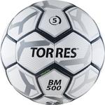 Купить Мяч футбольный Torres BM 500 (F30635) р.5 купить недорого низкая цена