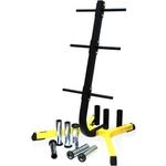 Купить Стойка для хранения Original Fit Tools олимпийских дисков и грифов (FT-WT-5001) купить недорого низкая цена