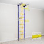 Купить Детский спортивный комплекс Romana Kometa 2 (ДСКМ-2-8.06.Г.490.18-11) синяя слива купить недорого низкая цена
