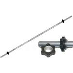 Купить Гриф прямой MB Barbell MB-BarM30-1500B купить недорого низкая цена