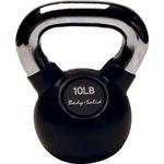 Купить Гиря Body Solid 4,5 кг (10lb) с хромированной ручкой KBC10 отзывы покупателей специалистов владельцев