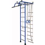 Купить Детский спортивный комплекс Крепыш плюс (02283) Т синийтехнические характеристики фото габариты размеры
