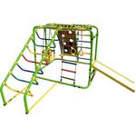 Купить Детский спортивный комплекс Формула здоровья Артек N Плюс салатовый- радуга купить недорого низкая цена