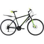 Купить Велосипед Challenger Agent 26 D чёрный- зелёный- голубой 18