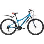 Купить Велосипед Stark 18 Slash 26.1 V голубой- чёрный- красный 18