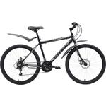 Купить Велосипед Stark 18 Respect 26.1 RD чёрный- тёмно-серый- серый 18