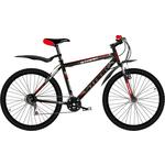 Купить Велосипед Stark 18 Outpost 26.1 V чёрный- красный- тёмно-серый 18