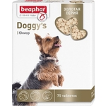 Витамины Beaphar Золотая серия Doggy`s Junior для щенков 75таб (15001)