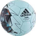 Купить Мяч гандбольный Adidas Stabil Replique (CD8588) р.3 отзывы покупателей специалистов владельцев