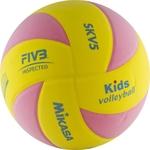 Купить Мяч волейбольный Mikasa SKV5-YP р.5 (облегченный) купить недорого низкая цена