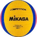 Купить Мяч для водного поло Mikasa W6608 5W р.3 юношескийтехнические характеристики фото габариты размеры
