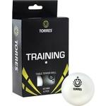 Купить Мяч для настольного тенниса Torres Training 1 звезда (TT0016) в упаковке 6 шт купить недорого низкая цена