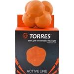 Купить Мяч для тренировки скорости реакции Torres Reaction ball (TL0008) d8 см отзывы покупателей специалистов владельцев