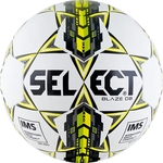 Купить Мяч футбольный Select Blaze DB (815117-004) р. 5 сертификат IMS купить недорого низкая цена