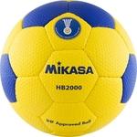 Купить Мяч гандбольный Mikasa HB 2000 р. 2 (одобрен IHF)технические характеристики фото габариты размеры