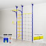 Купить Детский спортивный комплекс Romana Karusel R3 (ДСКМ-3-8.06.Г1.490.18-28) синяя слива