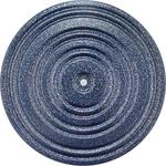 Купить Диск здоровья * MR-D-02 металл D28 см окрашенный Сине-черный отзывы покупателей специалистов владельцев