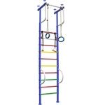 Купить Детский спортивный комплекс Вертикаль 3М (ПВХ-покрытие) отзывы покупателей специалистов владельцев