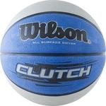 Купить Мяч баскетбольный Wilson Clutch 295 (WTB1440XB0702) р.7 купить недорого низкая цена