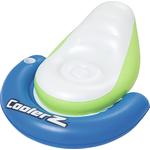 Купить Надувной шезлонг Bestway для отдыха на воде (43136) 150х140см купить недорого низкая цена