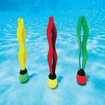 Купить Лепестки Intex для подводной игры (55503) 3 цвета в наборе отзывы покупателей специалистов владельцев