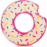 Купить Надувной круг Intex Пончик 107x99 см (56265) купить недорого низкая цена