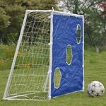 Купить Ворота игровые DFC GOAL180T 180x120x65 см с тентом для отрабатывания ударов купить недорого низкая цена