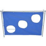 Купить Ворота футбольные с тентом для отрабатывания ударов DFC GOAL180T 180x120x65 см купить недорого низкая цена