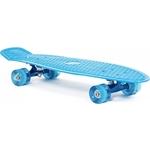 Купить Скейтборд Original Fit.Tools пластиковый 27X8 голубой купить недорого низкая цена