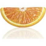 Купить Надувной плотик Intex Апельсиновая долька 178х85 см 58763 купить недорого низкая цена