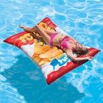 Купить Надувной плотик Intex Картофельные чипсы 178x140 см 58776 купить недорого низкая цена