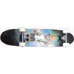 Купить Скейтборд Action PWS-510 24''х6''технические характеристики фото габариты размеры
