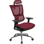 Кресло эргономичное Comfort Seating Group IOO-BA-MDHAM (Д) KMD-37 mirus burgundy