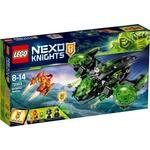 Конструктор Lego Нексо Неистовый бомбардировщик (72003)