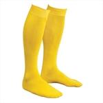 Купить Гетры футбольные желтые р.41-43 купить недорого низкая цена