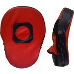 Купить Лапа RealSport боксерская изогнутая (пара) L-20 купить недорого низкая цена