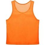 Купить Манишка сетчатая мини (оранжевый) купить недорого низкая цена