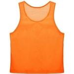 Купить Манишка сетчатая юношеская (оранжевая) купить недорого низкая цена