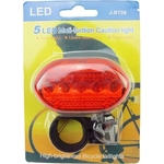 Купить Фонарь * велосипедный задний TX80609 отзывы покупателей специалистов владельцев