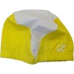Купить Шапочка для плавания Dobest полиэстеровая PL40 (желтая) купить недорого низкая цена