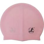 Купить Шапочка для плавания Dobest силиконовая SH40 (розовая) купить недорого низкая цена