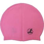 Купить Шапочка для плавания Dobest силиконовая массажная XA40 (розовая) купить недорого низкая цена