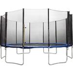 Купить Батут DFC Trampoline Fitness 17 футов с сеткой (518 см) купить недорого низкая цена